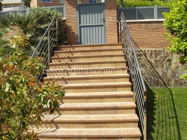 Barandillas de exterior y balcones bari - Barandillas de exterior ...